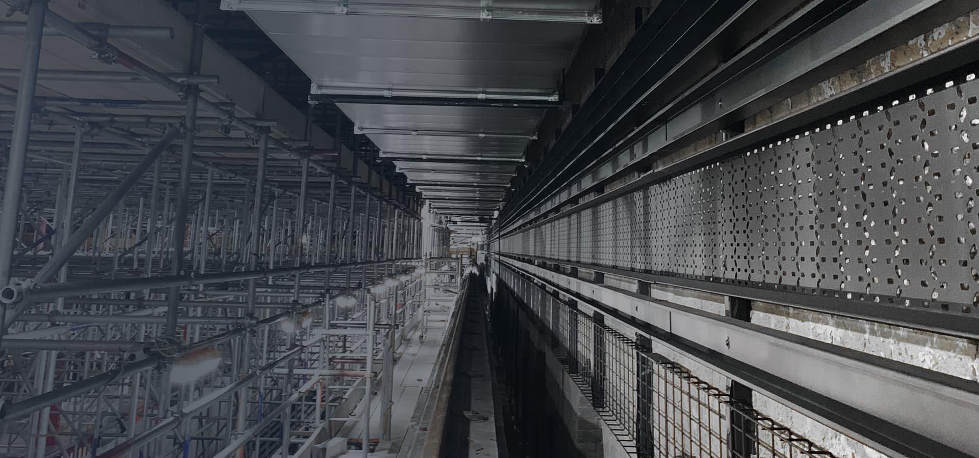 Specialist ventilation ductwork contractor
